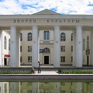Дворцы и дома культуры Глотовки