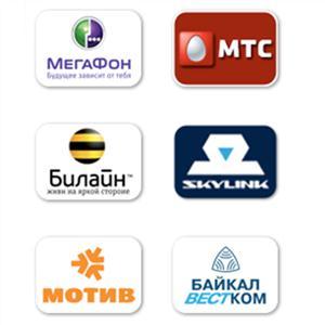 Операторы сотовой связи Глотовки