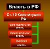 Органы власти в Глотовке