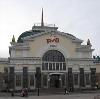 Железнодорожные вокзалы в Глотовке
