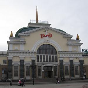Железнодорожные вокзалы Глотовки